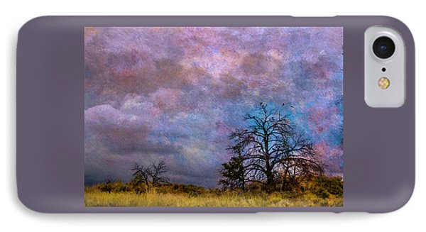 Magical Sky IPhone Case by Carolyn Dalessandro