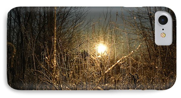 Magical Sunrise IPhone Case