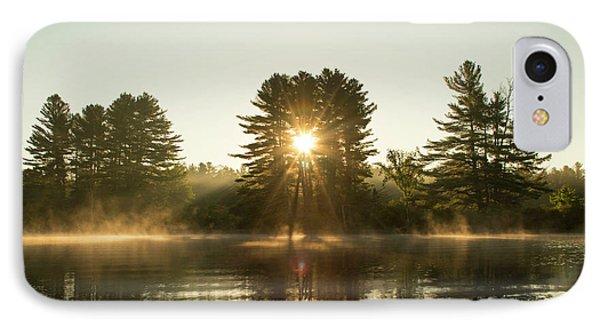 Magical Sunrise IPhone Case by Jan Mulherin