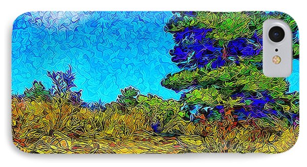 IPhone Case featuring the digital art Sparkling Mountain Sunshine - Boulder County Colorado by Joel Bruce Wallach