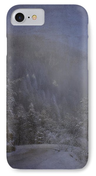 IPhone Case featuring the photograph Magical Winter Day by Ellen Heaverlo