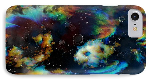 Magnetic Midnight IPhone Case by Betsy Knapp