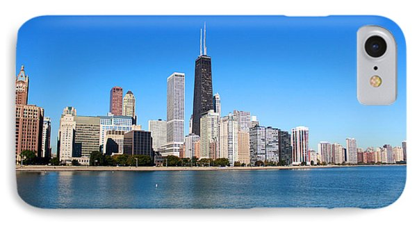 Magnificent Chicago IPhone Case by Milena Ilieva