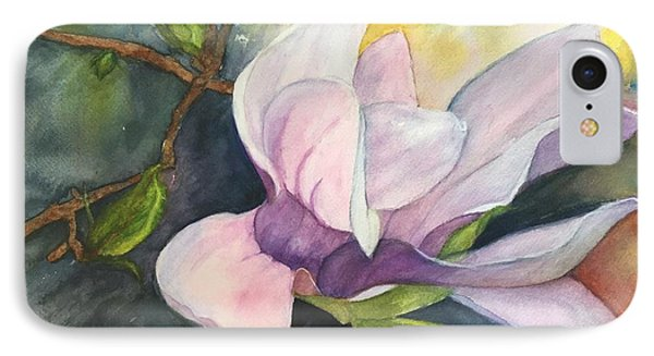 Magnificent Magnolia IPhone Case