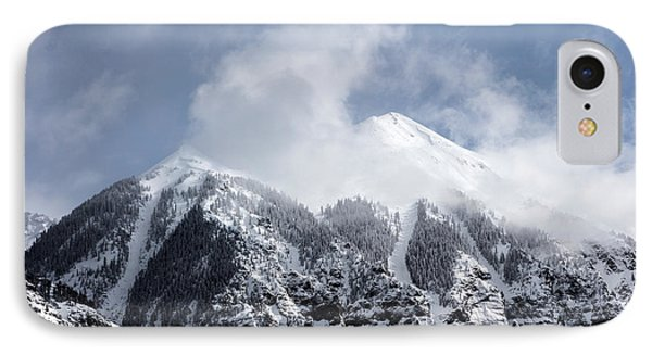 IPhone Case featuring the photograph Magnificent Mountains In Telluride In Colorado by Carol M Highsmith