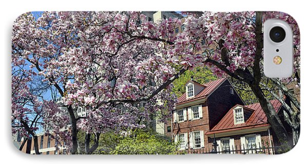 Magnolia Garden 2015 IPhone Case