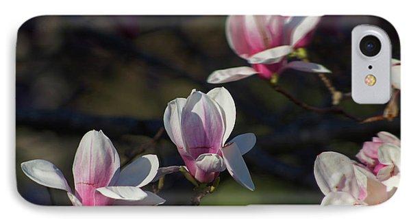 Magnolia IPhone Case by Jerry LoFaro