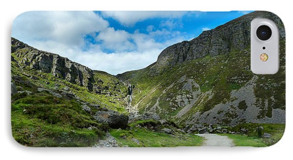 Mahon Falls Co Waterford Ireland. IPhone Case