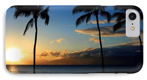 Mai Ka Aina Mai Ke Kai Kaanapali Maui Hawaii IPhone Case by Sharon Mau