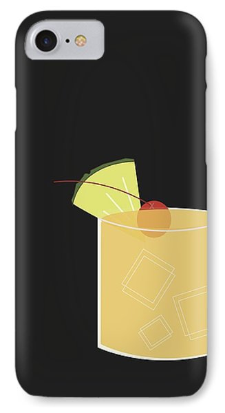 Mai Tai  IPhone Case by Julia Garcia