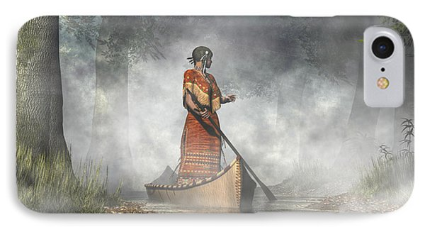 Maid Of The Mists IPhone Case