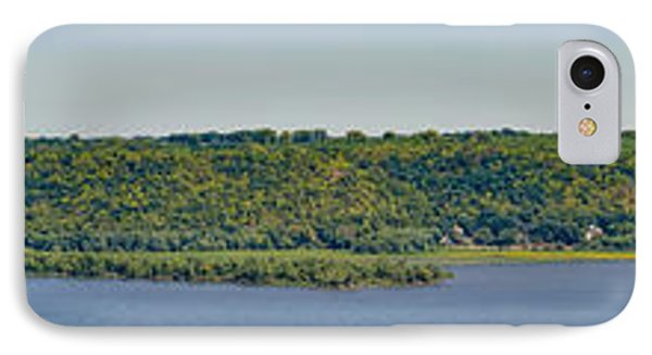IPhone Case featuring the photograph Maiden Rock, Wi by Dan Traun