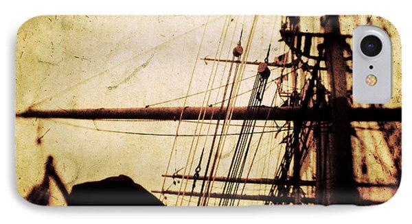 Maiden Voyage Phone Case by Andrew Paranavitana