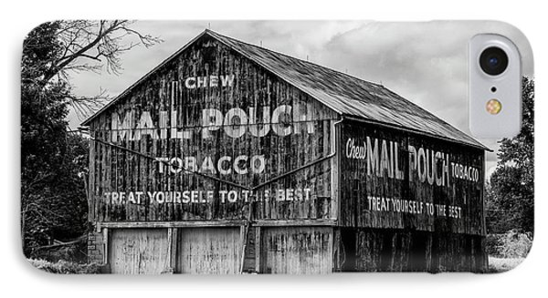 Mail Pouch Barn - Us 30 #1 IPhone Case