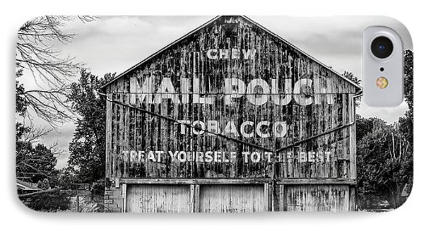 Mail Pouch Barn - Us 30 #2 IPhone Case