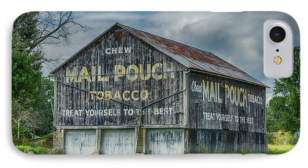 Mail Pouch Barn - Us 30 #4 IPhone Case