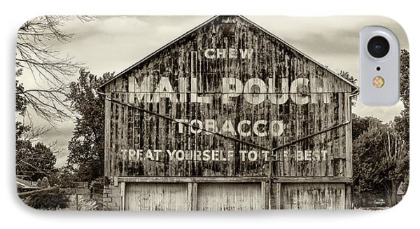 Mail Pouch Barn - Us 30 #5 IPhone Case
