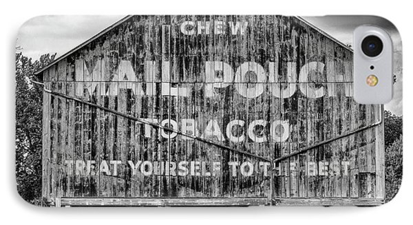 Mail Pouch Barn - Us 30 #6 IPhone Case