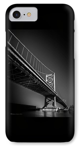Main Span IPhone Case by Marvin Spates