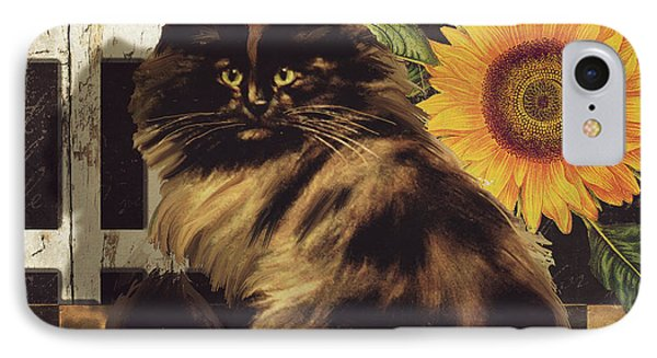 Maine Coon Farms IPhone Case by Mindy Sommers