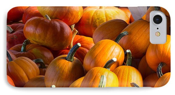 IPhone Case featuring the photograph Maine Harvest by Dick Botkin