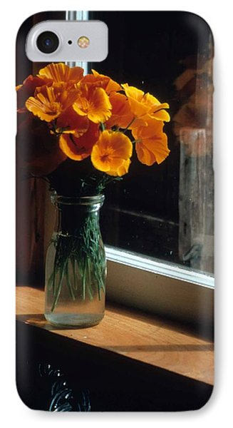 Maine Windowsill Phone Case by Laurie Paci