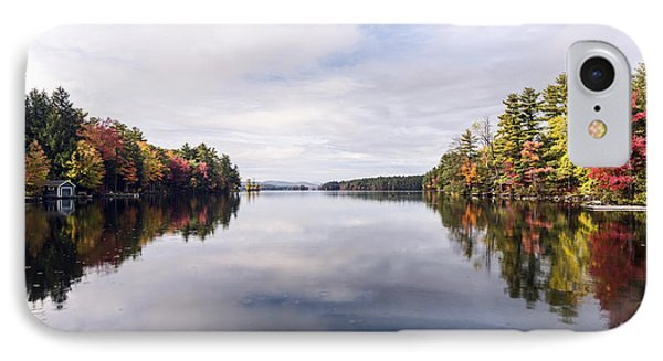 IPhone Case featuring the photograph Mainer's Fall by Anthony Baatz