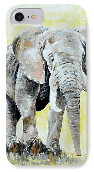 Majestic IPhone Case by Alana Clumeck