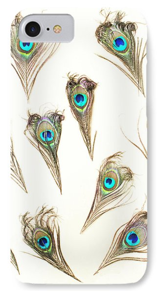 Peacock iPhone 7 Case - Majestic Feathers by Jorgo Photography - Wall Art Gallery