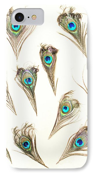 Majestic Feathers IPhone Case