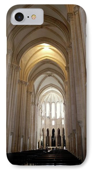IPhone Case featuring the photograph Majestic Gothic Cathedral In Portugal by Kirsten Giving