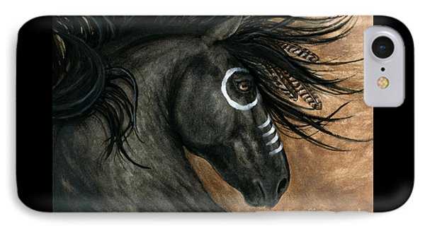 Majestic Horse 130 IPhone Case