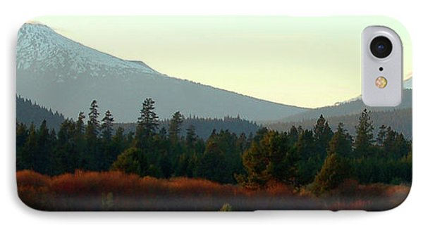 Majestic Mountains Phone Case by Terry Holliday Giltner