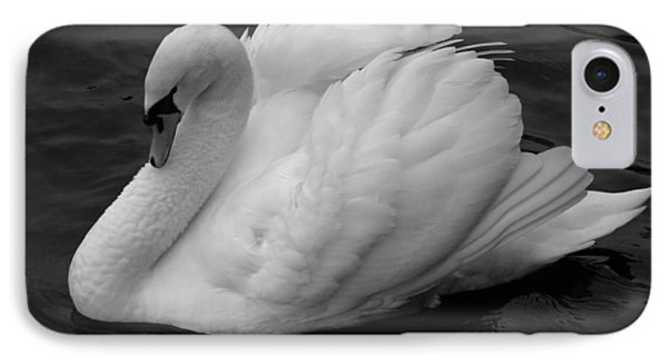 Majestic Mute Swan Phone Case by Pierre Leclerc Photography