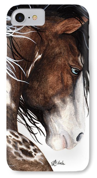 Majestic Pinto Horse 140 IPhone Case