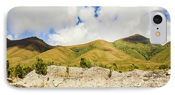 Majestic Rugged Australia Landscape  IPhone Case by Jorgo Photography - Wall Art Gallery
