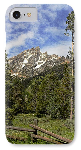 IPhone Case featuring the photograph Majestic Splendor by Dan Wells