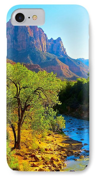 Majestic Watchman IPhone Case