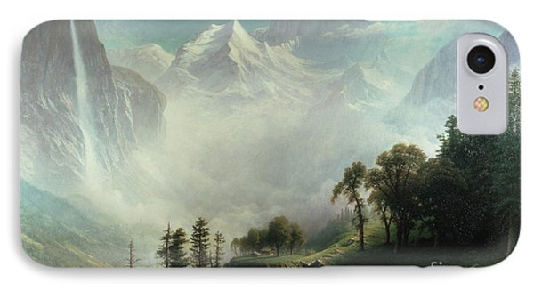 Majesty Of The Mountains IPhone Case