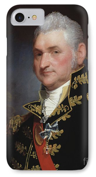 Major General Henry Dearborn IPhone Case