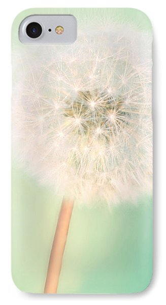 IPhone Case featuring the photograph Make A Wish - Square Version by Amy Tyler