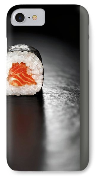 Maki Sushi Roll With Salmon IPhone Case