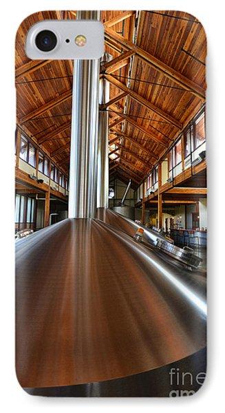 Making Beer IPhone Case