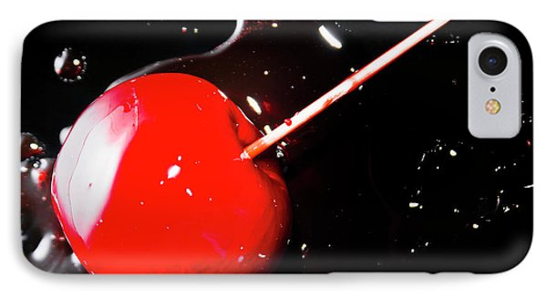 Making Homemade Sticky Toffee Apples IPhone Case by Jorgo Photography - Wall Art Gallery