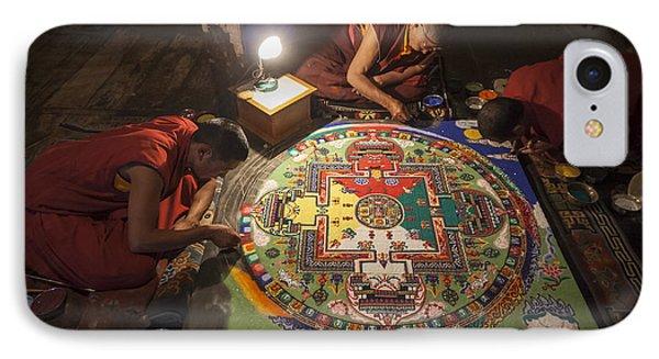Making Of Mandala IPhone Case by Hitendra SINKAR
