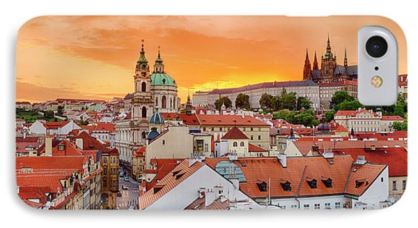 IPhone Case featuring the photograph Mala Strana by Fabrizio Troiani