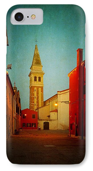 IPhone Case featuring the photograph Malamocco Dusk No1 by Anne Kotan