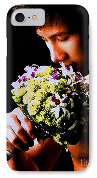 Male  Nude -  No.  190 IPhone Case
