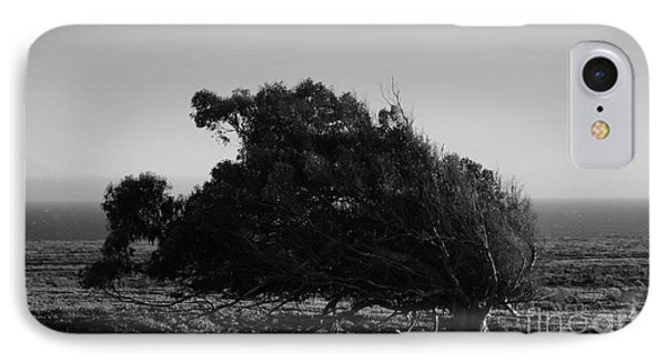 IPhone Case featuring the photograph Malformed Treeline by Clayton Bruster