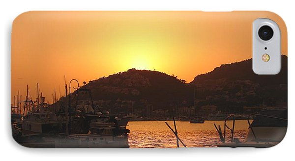 IPhone Case featuring the photograph Mallorca 1 by Ana Maria Edulescu